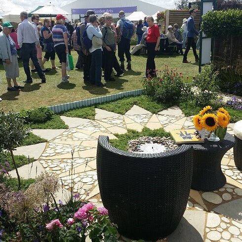 Ginkgo Garden Design RHS Tatton